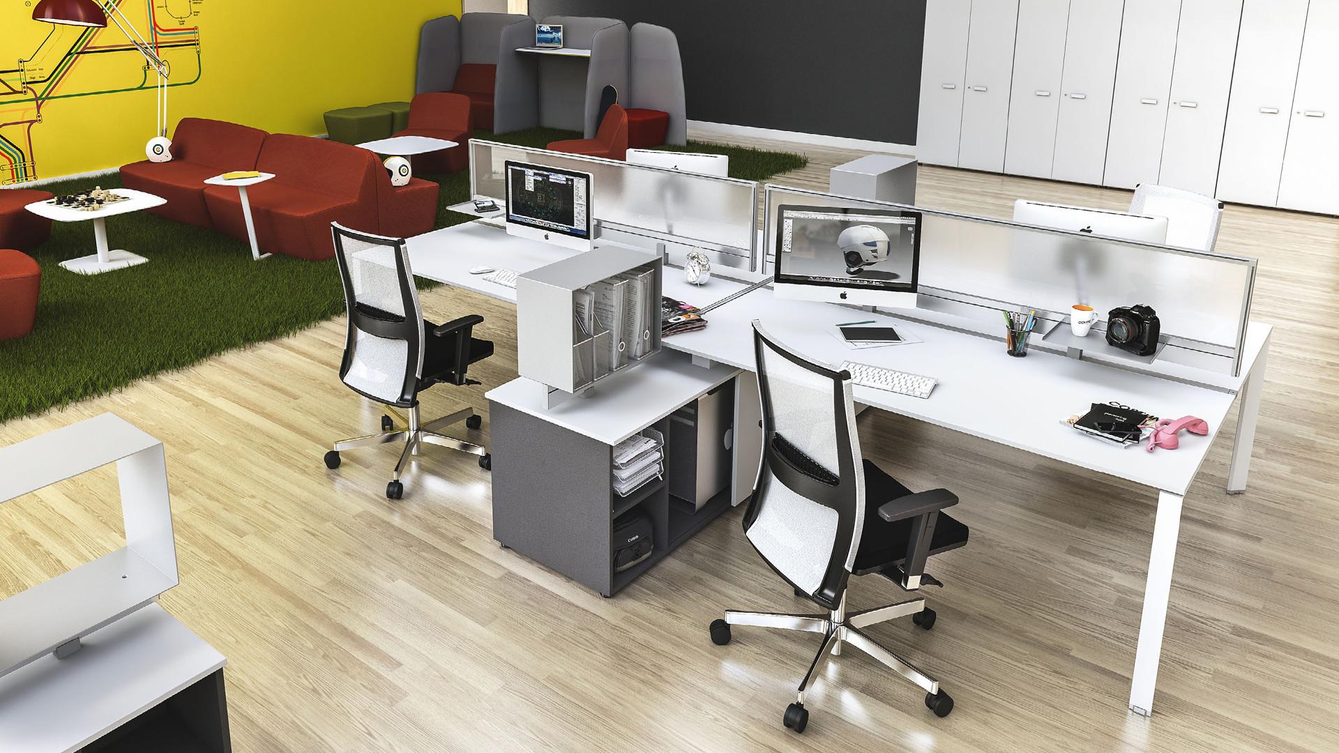 мебель для open space офиса