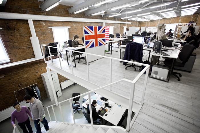 Дизайн завод работа