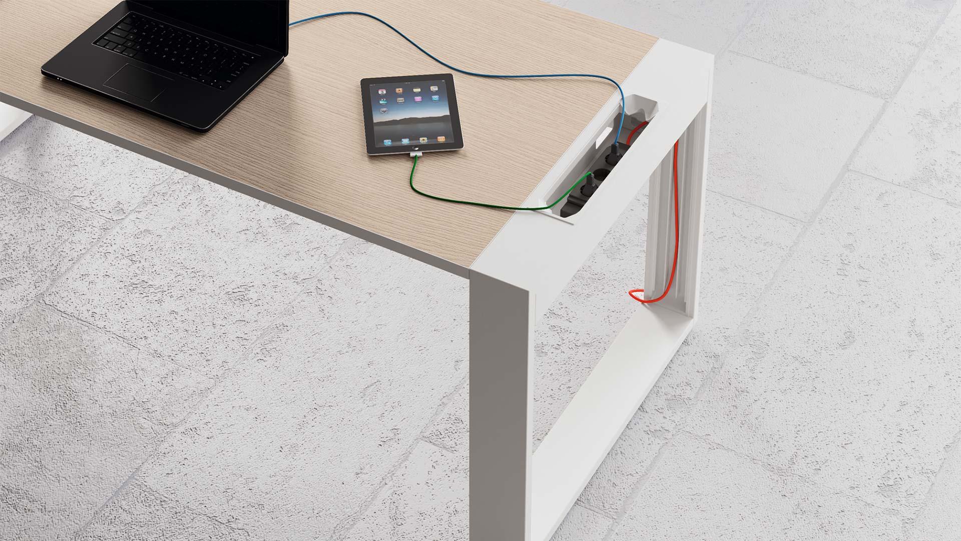 Электрификация стола Logic