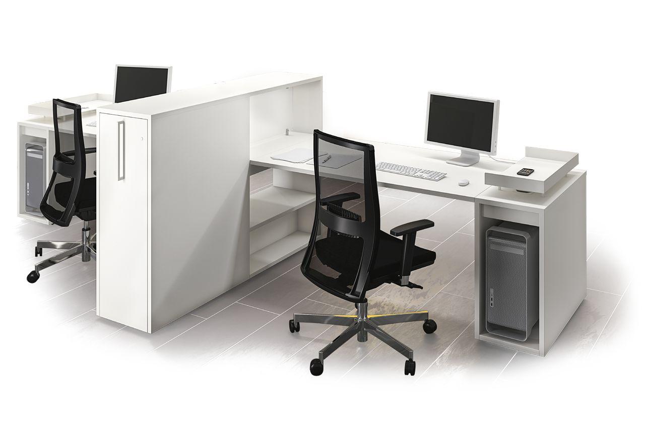 компактная офисная мебель из Италии