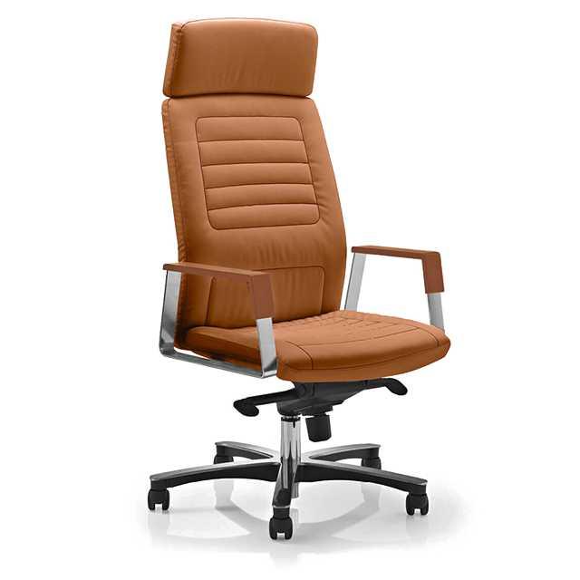кресло руководителя кожа